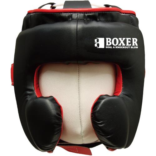 ISAMI ボクサーヘッドガード コーテックス (IBX-280) 日本製 //イサミ ヘッドギア プロテクター 顎ガード ボクシング キックボクシング スパーリング 送料無料