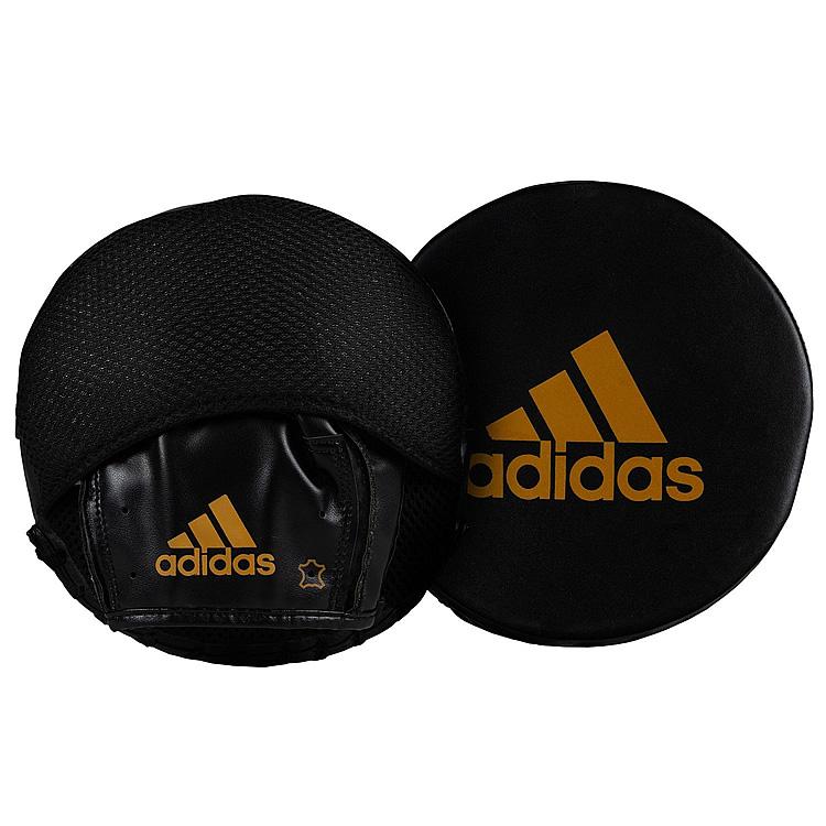 adidas パンチングミット FLX 3.0 ディスクモデル ADISDPM01 //アディダス ボクシング コンビネーション パンチング トレーニング 本革 ミット 送料無料
