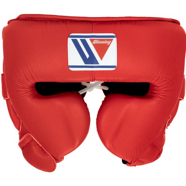 Winning ヘッドギア フェイスガードタイプ 練習用 FG-2900 //WINNING ウイニング ウィニング ボクシング ヘッドガード 受注生産品 送料無料