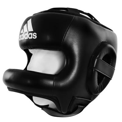 アディダス(adidas)FLX 3.0 プロフルプロテクション ヘッドギア ADIBHGF01//ヘッドガード ボクシング キックボクシング 格闘技 エムワールド mworld