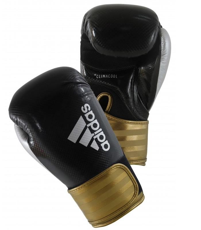 adidas ハイブリッド65 ボクシンググローブ //アディダス キックボクシング ボクササイズ フィットネス マジックテープ スパーリング ミット打ち エムワールド mworld