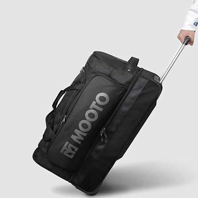 ムート(MOOTO) スーパーコンテイナー(遠征用バッグ)キャスター ハンドル付き/ ムート(MOOTO)/スポーツバッグ 送料無料 キャスターバッグ 旅行バッグ キャリーバッグ 送料無料, 白井市:1b4bd3dc --- sunward.msk.ru
