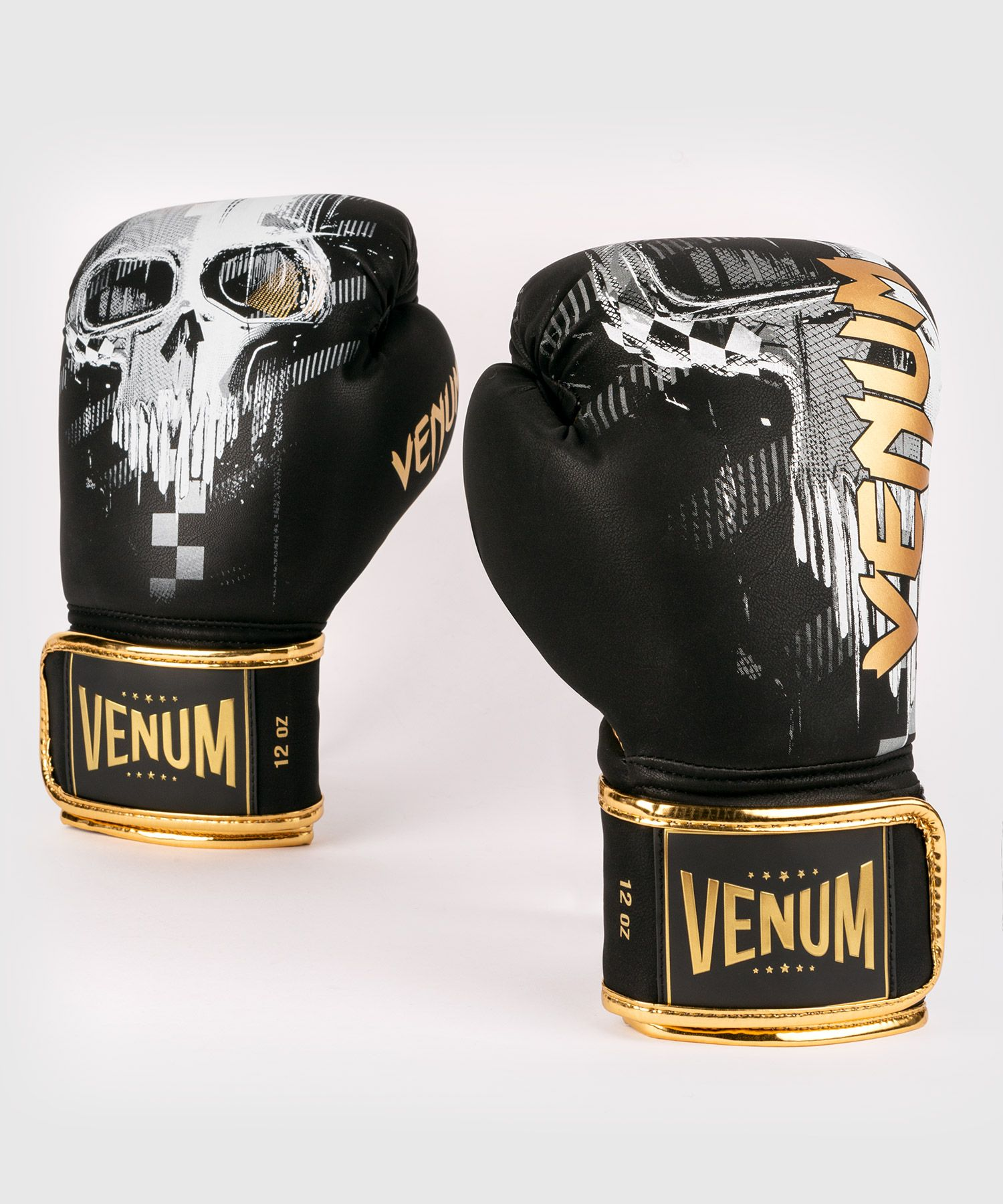 VENUM ボクシンググローブ SKULL BOXING GLOVES //スパーリンググローブ ボクシング キックボクシング 格闘技 送料無料