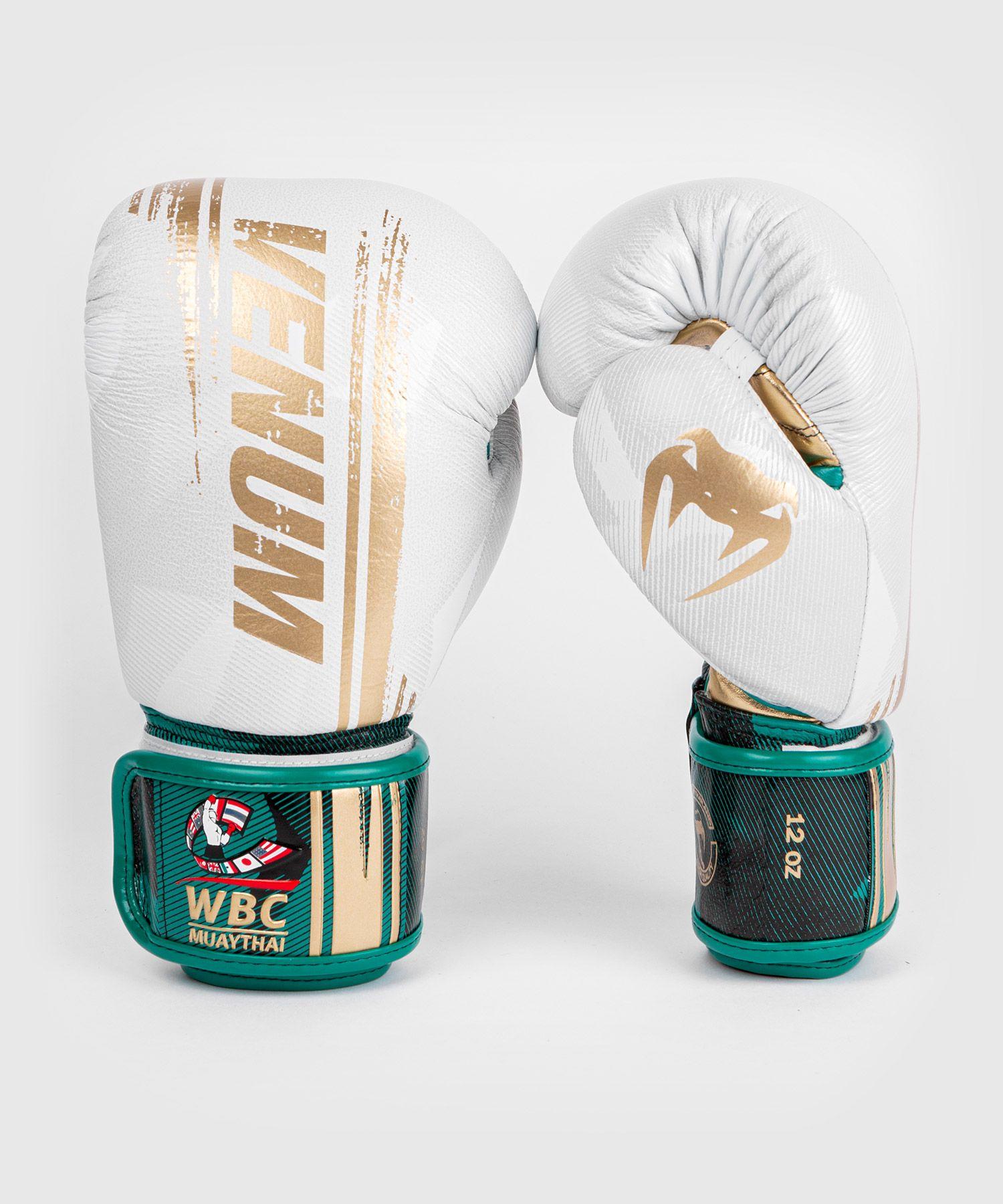 世界ボクシング評議会(WBC)のムエタイ部門(WBCムエタイ)とVENUMのコラボアイテム VENUM ボクシング グローブ WBC MUAY THAI BOXING GLOVES //スパーリンググローブ ボクシング キックボクシング ボクササイズ フィットネス 送料無料
