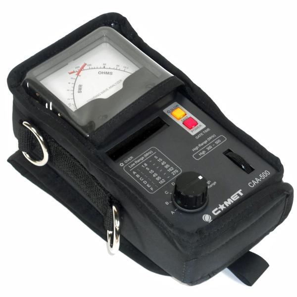 CAA-5SC コメット アンテナアナライザ CAA-500/CAA-270用ソフトケース(CAA5SC)