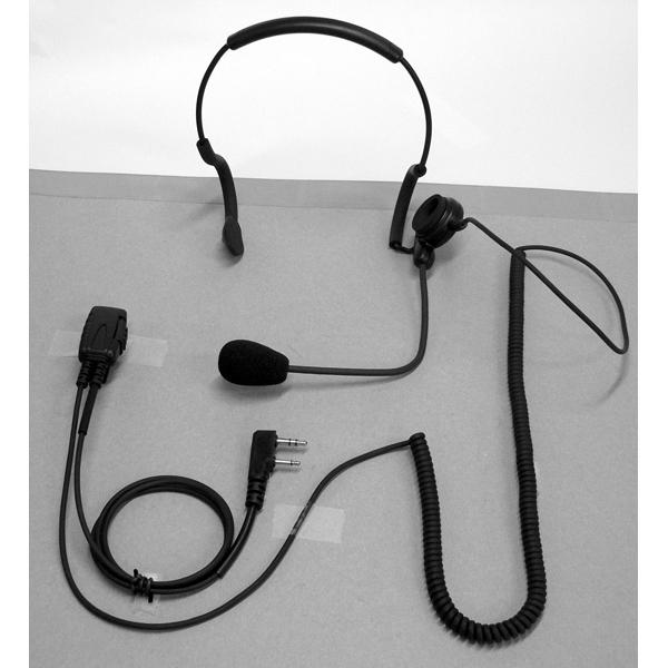 CNM300F アイコム・ アルインコ用 2プラグ コメット ネックタイプ ヘッドセット CNM-300F