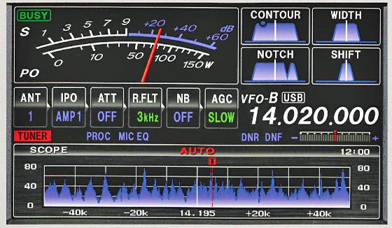 FT DX 3000DシリーズとCWナローフィルター(300Hzルーフィングフィルタ )XF-127CNのセット YAESU HF/50MHz帯トランシーバー アマチュア無線機 FTDX3000D