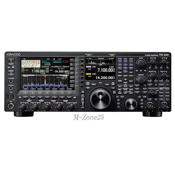 【お取り寄せ】【送料無料】TS-990D 50W KENWOOD(ケンウッド) HF+50MHz帯 オールモードトランシーバー TS990D