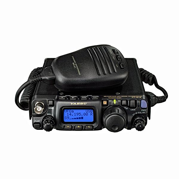 【送料無料】FT-818ND YAESU HF~144/430MHz帯 オールモード ワイドカバレッジトランシーバー FT818ND