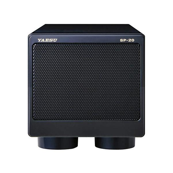 ■リファレンスマイクM-1との組み合わせでベストなベースステーション■ 今季も再入荷 SP-20 YAESU FTDX3000D FTDX1200シリーズ用 ヤエス おすすめ特集 SP20 八重洲無線 高音質外部スピーカー