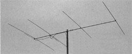 【送料無料】】CA-52HB4 コメット 50MHz帯 ビームアンテナ HB9CV CA52HB4【メーカー直送 商品代金引換不可 他の商品と同梱不可】
