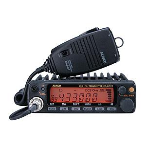 DR-420DX アルインコ 430MHz帯 20W機  アマチュア無線機 DR420DX