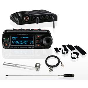 ■MMB-M11 COX-2MM YHA-M10 AMK-1をセット■ 送料無料 人気のFTM-10Sと二輪車用マウントキット FTM10SJMK 八重洲無線 大規模セール [並行輸入品] FTM-10SJMK アマチュア無線機