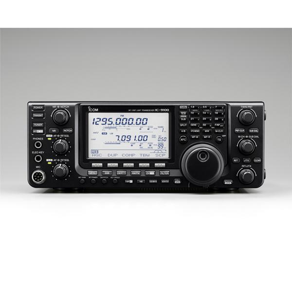 送料無料 お取り寄せ IC-9100 100Wタイプ アイコム HF 50MHz 144MHz 430MHz 1200MHz オールラウンドトランシーバー SSB CW RTTY AM FM DV アマチュア無線機 IC9100 音楽会 返品保証 お配り物