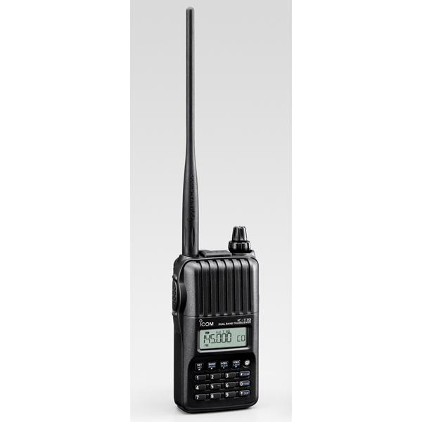 【ご予約】IC-T70 アイコム 144/430MHz デュオバンド FMハンディトランシーバー アマチュア無線機 ICT70【2月上旬入荷予定】