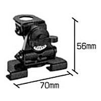 ご注文で当日配送 ■取り付け幅:約70mm ミディーサイズの基台■ セール品 RS-530 コメット トランク RS530 ハッチバック用基台