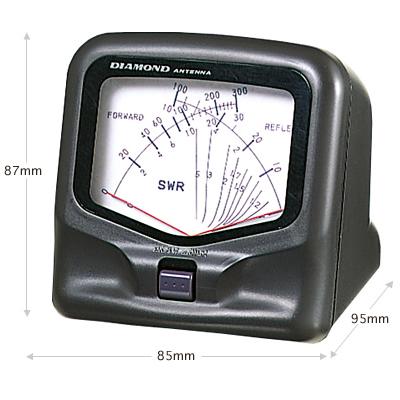 【ご予約】SX20C 第一電波工業(ダイヤモンド) 1.8~150MHz クロスニードルSWRパワー計(交差形電力計) SX-20C【次回入荷予定未定】