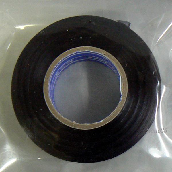 ■従来のビニルテープに比べ 信憑 ベタつきません 新作続 ■ DENKA ハーネステープ ネコポス 黒