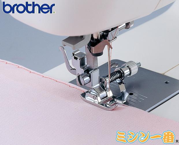 ブラザーミシン 【F018N】【XC1976-052】【ブラザー純正】ブラザー 純正 まつり縫い押え 5mm
