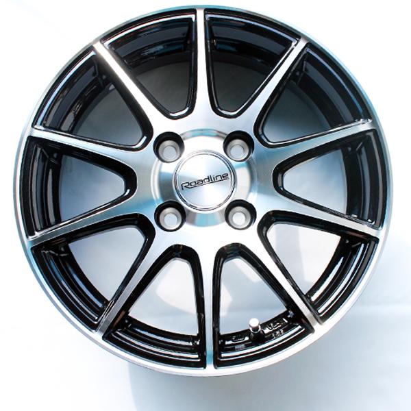 スタッドレス トーヨー ガリット GARIT TOYO G5 155/65R14 軽自動車 ホイールセット 155/65R14 14インチ ロードライン 101S ブラックポリッシュ