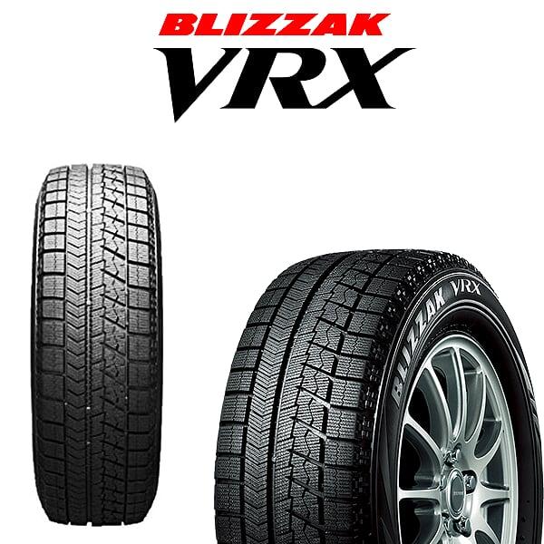 送料無料 ブリヂストン ブリザック VRX 165/55R15 スタッドレスタイヤ 4本 メーカー 取寄品 BRIDGESTONE BLIZZAK 納期注意