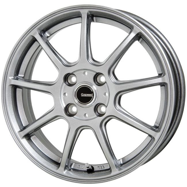 18年製 国産 スタッドレスタイヤ ヨコハマタイヤ アイスガード 5 プラス IG50+ ig50plus 軽自動車 155/65R14 14インチ G.SPEED G-01 ムーブ ワゴンR タント N-WGN