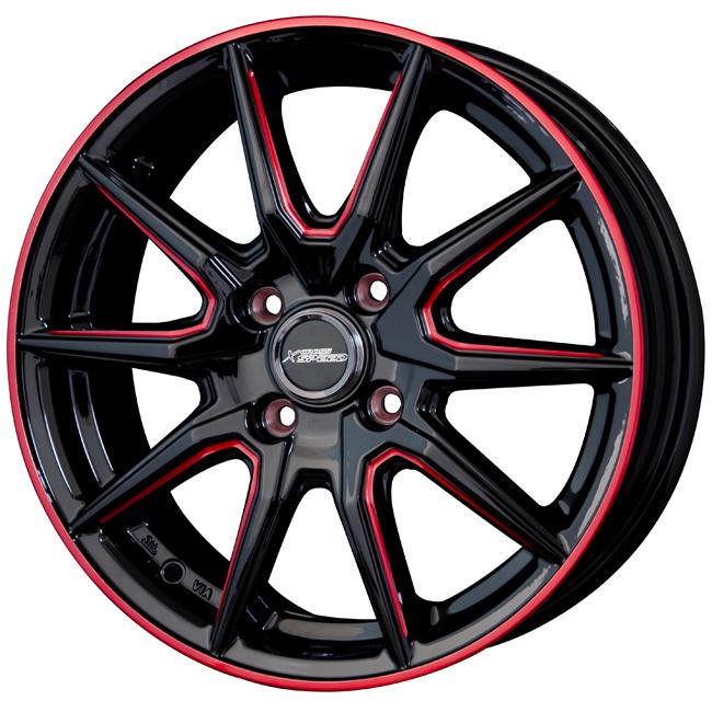 18年製 国産 スタッドレスタイヤ ヨコハマタイヤ アイスガード 5 プラス IG50+ ig50plus 軽自動車 155/65R14 14インチ 軽量 RS10 レッド アルト ムーブ ワゴンR タント