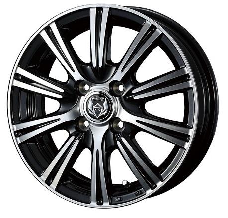18年製 国産 スタッドレスタイヤ ウィンターマックス SV01 145R12 6PR 12インチ ホイール WEDS ライツレー XS 軽トラ キャリー エブリィ