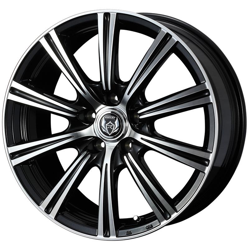 業販価格 VRX 215/45R17 スタッドレスタイヤ 4本 ホイール セット ブリヂストン BS WEDS ウェッズ XS 17インチ 7J+53 ノア ヴォクシー