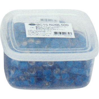 送料無料 TECH N2 窒素 バルブキャップ エアバルブキャップ エアーバルブ 500個 ブルー 青 送料込み カラー 窒素ガス充填バルブ BC15-N2BL500
