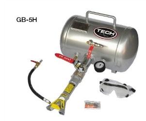TECH ビードブースター GB-5H テック プロ用 引っ張りタイヤ 脱着機 脱着工具 タイヤ DIY 手組 スタンス ヘラフラ 引っ張り チーター バズーカ