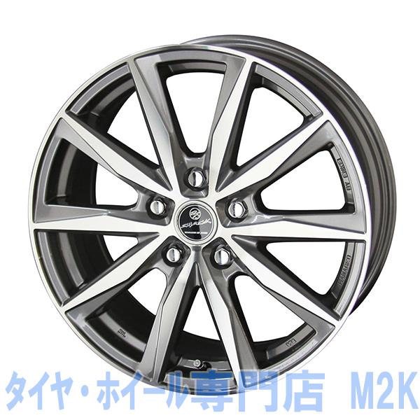 業販価格 VRX 215/45R17 スタッドレスタイヤ 4本 ホイール セット ブリヂストン BS ENKEI MANAGED バサルト 17インチ 7J+53 ノア ヴォクシー