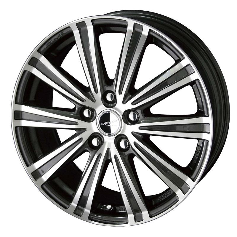 業販価格 VRX 215/45R17 スタッドレスタイヤ 4本 ホイール セット ブリヂストン BS ENKEI MANAGED スパロー 17インチ 7J+38 オーリス