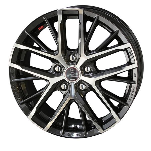 業販価格 VRX 215/45R17 スタッドレスタイヤ 4本 ホイール セット ブリヂストン BS ENKEI MANAGED REVILA 17インチ 7J+53 ノア ヴォクシー
