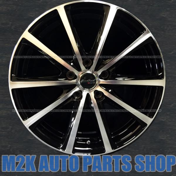 業者 宛て 限定 価格 V25 ブラックポリッシュ 15インチ 5-100 スタッドレスタイヤ ホイール 4本 セット 175/65R15 新型 シエンタ 170系
