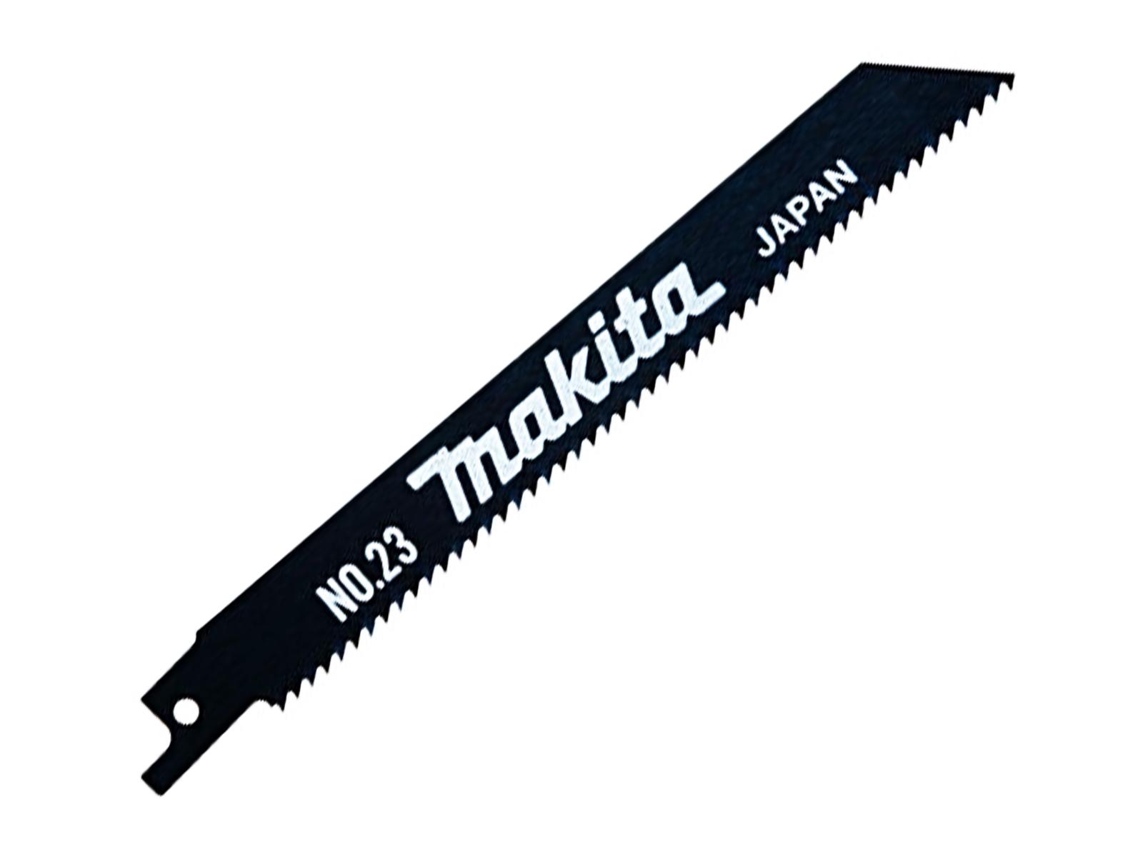 18%OFF マキタ レシプロソーブレード No.23 A-20725 165mm 5枚入 AL完売しました 木材 新建材用