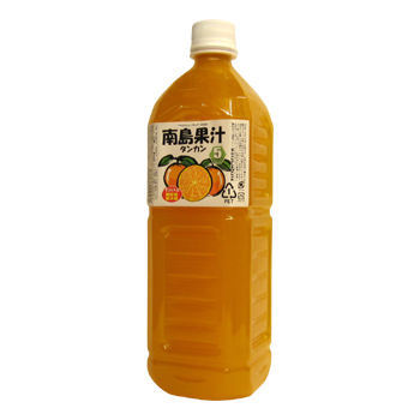 公式サイト 上質 南島果汁 タンカン 濃縮ジュース 1000ml