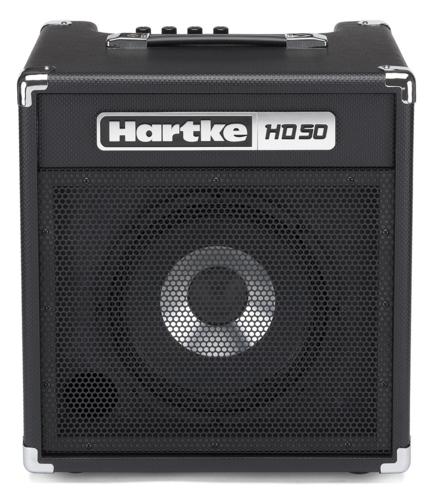 Hartke ベース・コンボアンプ HD50
