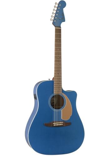 Fender Acoustic Guitars Redondo Player Belmont Blue