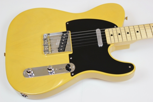 Fender Made In Japan 2018 Limited Collection 50s Telecaster BSB