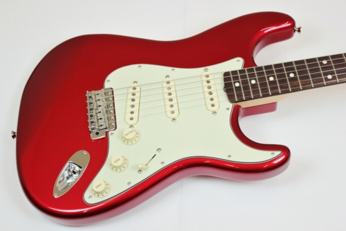 Fender Made In Japan 2018 Limited Collection 60s Stratocaster CAR