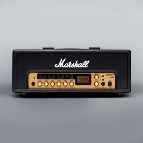 Marshall フル・デジタル・ヘッド・アンプ CODE100H