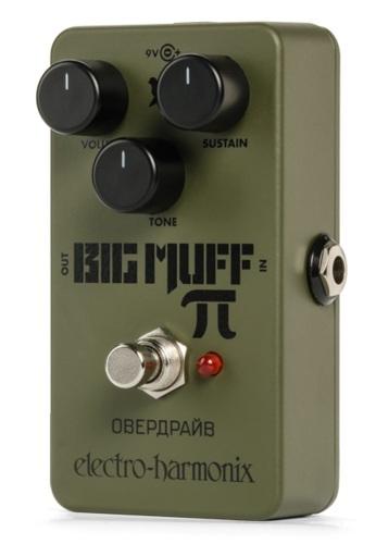 electro-harmonix Green Russian Big Muff [Distortion/Sustainer]