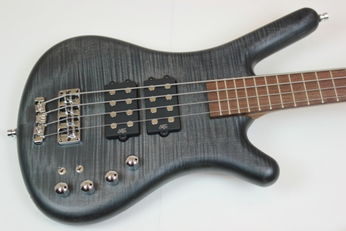 Warwick German Pro Team Build Corvette $$ 4st Nirvana Black