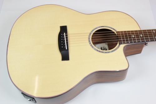Rosso アコースティックギター Arumard KOA