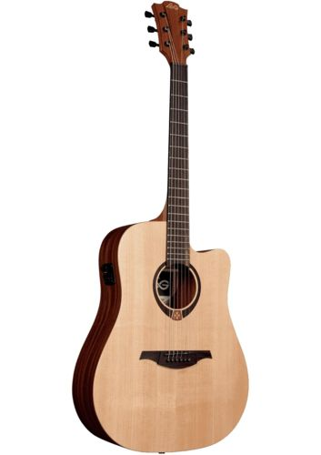 LAG Guitars Tramontane T70DCE