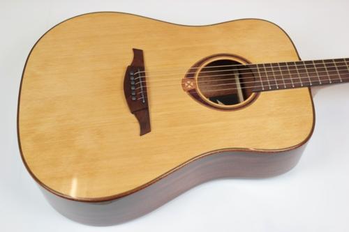 LAG Guitars Tramontane T118D