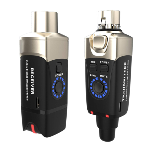 Xvive U3マイクロフォンデジタルワイヤレス・システム XV-U3