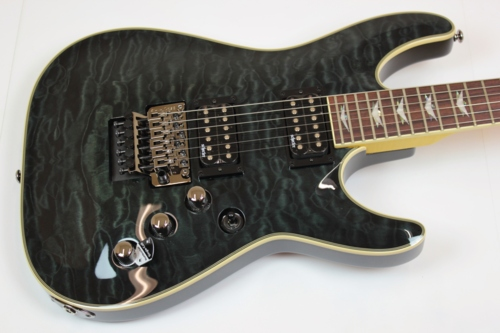 SCHECTER OMEN EXTREME-6FR AD-OM-FR-EXT STBLK [IW18080162]