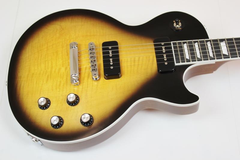 Gibson USA Les Paul Classic Player Plus 2018 Satin Vintage Sunburst [#180029955]